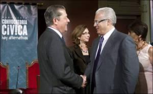 Convocatoria Cívica, Mayor Zaragoza y Baltasar Garzón