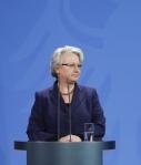 Ministra de Educación dimisionaria de Alemania