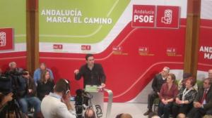 MarioJJiménez, 2º tras Griñán, responsable del aparato PSOE-A, también Ni-Ni, e inseparable de Susana Díaz, viendo la paja en ojo ajeno, y no la viga en el propio