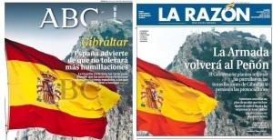La prensa de La Moncloa ha sido la primera en lanzarse para el calentamiento del ambiente