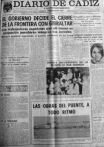 El cierre por el Diario de Cádiz