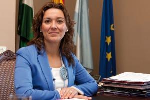 Gemma Araujo, alcaldesa socialista de La Línea de la Concepción