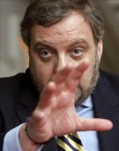 Gustavo de Arístegui, el demagogo portavoz de Exteriores del PP en el 2004, de discurso envuelto de oropel pseudo intelectualoide