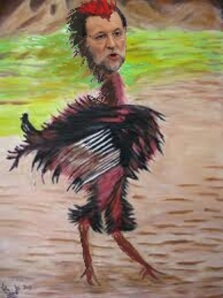 Un Rajoy como muy gallito, así dice que se puso frente a Cameron