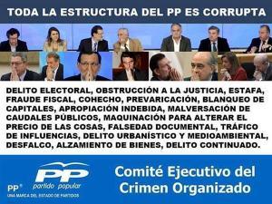 CE PP estructura corrupta