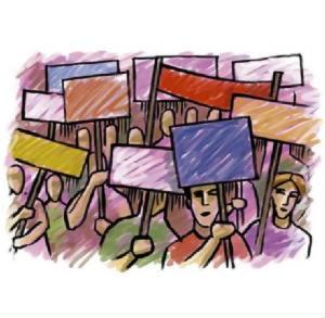 El divorcio entre los partidos políticos y las ansias de participación cada vez más abismal