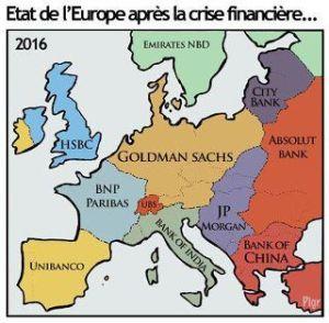 La Europa de los capitales