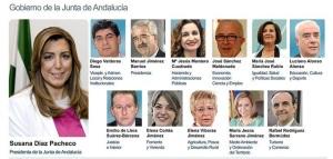Gobierno de Susana Díaz