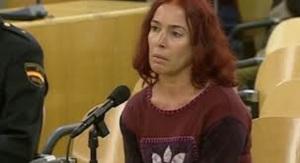 La etarra Inés del Río Prada que con su recurso ante el Tribunal de Estrasburgo ha provocado la sentencia contra la doctrina Parot