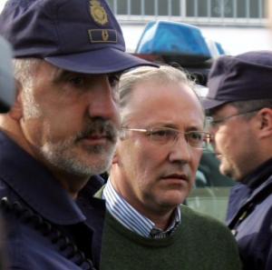 Detención del alcalde de Alhaurín el Grande, Juan Martín Serón, en la operación Troya