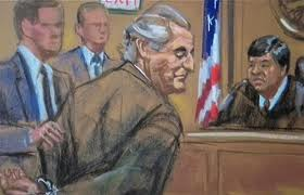 El financiero y magnate, Madoff ,detenido y encarceladodesde que se iniciara la crisis en EEUU