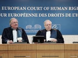 La Gran Sala del Tribunal Europeo de Derechos Humanos de Estrasburgo haciendo público la nulidad de la doctrina Parot
