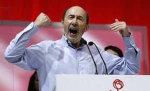Un Rubalcaba desgañitado con el PSOE vuelve, el PSOE no es lo mismo