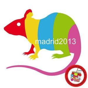 La mascota Madrid Basura 2013
