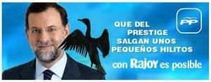 Nuevo slogan a incorporar al programa que Dios manda de Rajoy