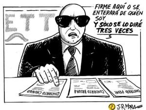 Despidos y contratos basuras, es lo que ha dado la contrarreforma Báñez