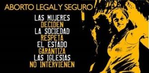 Cartel de la convocatoria de Málaga contra la nueva ley del aborto, reproducida por un diario digital de Málaga