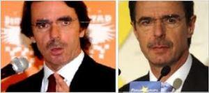 Aznar y Soria, clones al servicio de las eléctricas