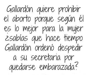 """Gallardón, """"un ejemplo"""""""