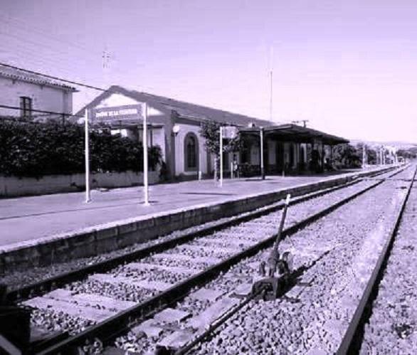 Las vías por donde transcurre el tren de la vida