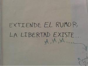 Libertad rumor