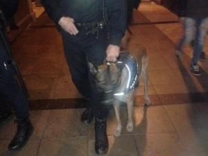 Policía local de Málaga, al cierre de los bares a las dos de la madrugada