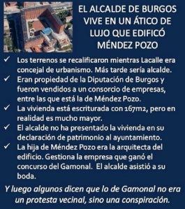 Lo que era ede suponer, confirmado ¿Quién genera la violencia en Gamonal?