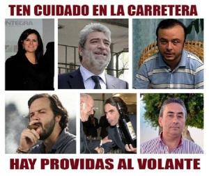 Consolidacióon en estas Navidades en el PP de la Academía etílica que inaugurara Aznar
