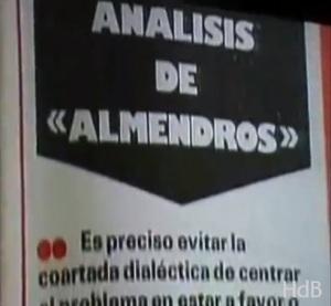 """La amenaza golpista del """"Colectivo Almendros"""" que publicaba en el diario """"El Alcázar"""""""