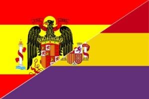 Un tono de humor: el matrimonio de dos banderas