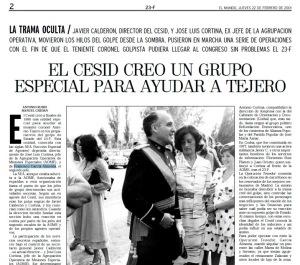Diez años después, el diario El Mundo, publicaría.