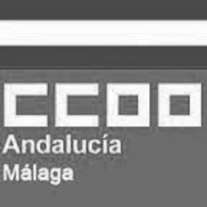 Pasquín de CCOO de Málaga
