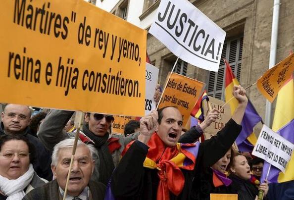 Indignación y petición a que se hiciera justicia