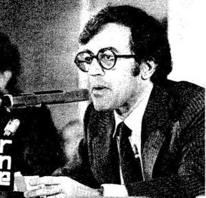 Fernando Castedo, director de RTVE