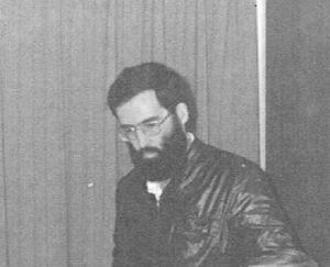 Francisco Trujillo, primer secretario general de CCOO de Málaga.