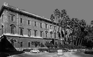 """Edificio de """"La Aduana"""", sede del Gobierno Civil"""
