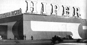 El Hípermercado de Málaga