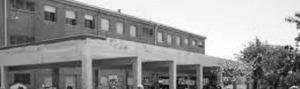 """Colegio público infantil, """"Cerro Coronado"""" que nos acogió una parte de aquella noche."""