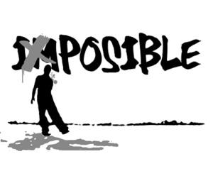 Hacer posible lo imposible, utopía de