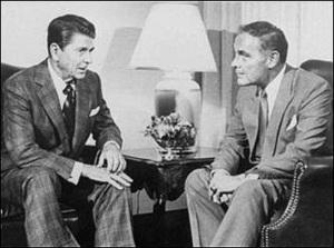 Ronal Reagan y Ale xander Haig