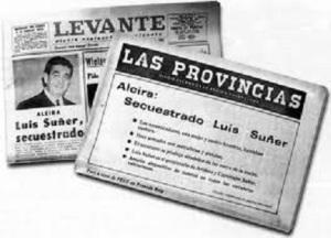 Luis Suñer, empresario secuestrado por ETA