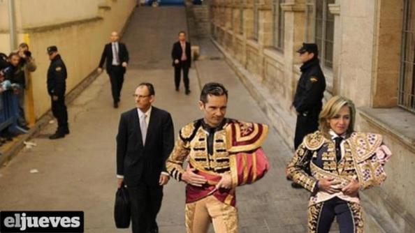 """El Paseillo en versión """"El Jueves"""""""