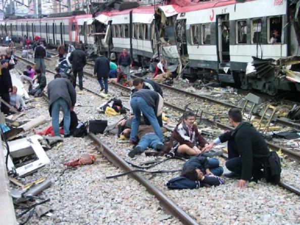 Las víctimas del 11 M
