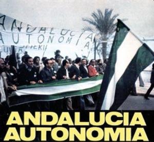 Andalucía autonomía