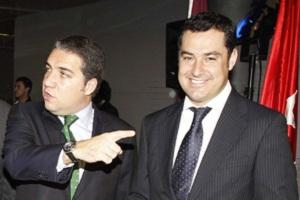 Siempre estuvo desde la Universidad con Elías Bendodo, triunfador con su elección