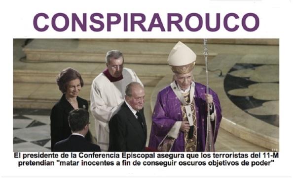 Rouco Varela, otro conspoRouco de la teoría de la conspiración