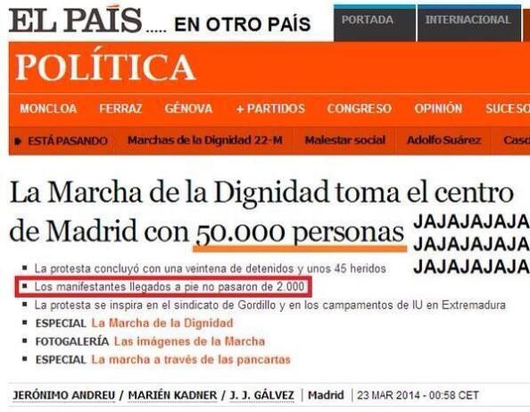 """Diario Él País"""", quien lo vio y quien lo ve."""