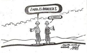 Forges echando entonces una mano de apoyo a la autonomía andaluza