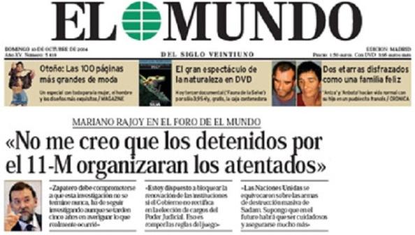 Rajoy 11M es ETA