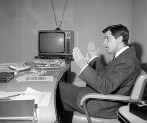 Adolfo Suárez director general de RTVE.